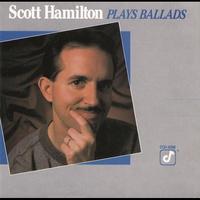 Couverture du titre Scott Hamilton Plays Ballads