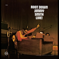 Cover of the track Root Down - Jimmy Smith Live! (Live  Remastered)