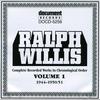 Couverture de l'album Ralph Willis Vol. 2 1951-1953