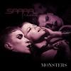 Couverture de l'album Monsters - Single