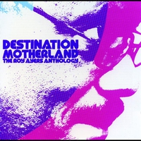 Cover of the track Destination Motherland: The Roy Ayers Anthology