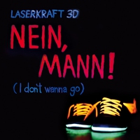 Cover of the track Nein, Mann! (Official German Version) - Single