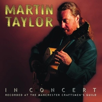 Cover of the track Martin Taylor In Concert (Live)