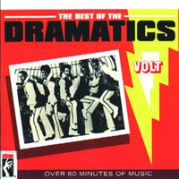Couverture du titre The Best of the Dramatics (Remastered)