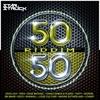 Couverture de l'album 50-50 Riddim