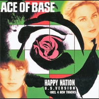 Cover of the track Happy Nation (U.S. Version)