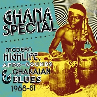 Cover of the track Ghana Special: Modern Highlife, Afro-Sounds, Ghanaian Blues 1968-81
