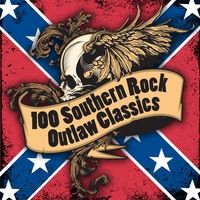 Cover of the track 100 Southern Rock Outlaw Classics