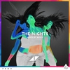 Cover of the track The Nights