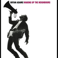 Cover of the track Waking Up the Neighbours
