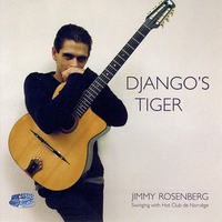 Cover of the track Django's Tiger