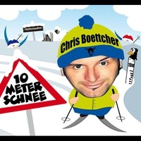 Cover of the track 10 Meter Schnee - Single