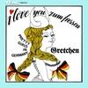 Couverture de l'album I Love You zum Fressen - Single