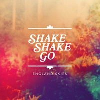 Cover of the track England Skies