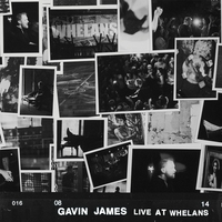 Cover of the track Live at Whelans