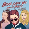 Couverture du titre Boys Like You (feat. Meghan Trainor & Ariana Grande)