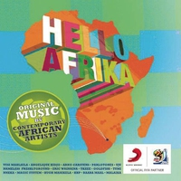 Cover of the track Hello Afrika