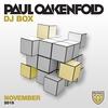 Cover of the album Dj Box November 2015