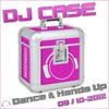 Cover of the album DJ Case Dance & Hands Up: 09-2012 / 10-2012