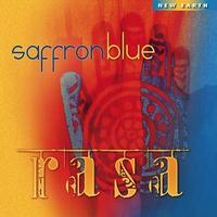 Cover of the track Saffron Blue