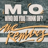 Cover of the track Who Do You Think Of?