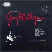 Couverture du titre Presenting the Gerry Mulligan Sextet