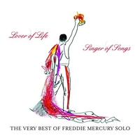 Cover of the track Lover of Life, Singer of Songs: The Very Best of Freddie Mercury Solo