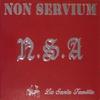 Cover of the album N.S.A: La Santa Familia