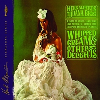 Cover of the track Whipped Cream & Other Delights