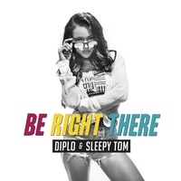 Couverture du titre Be Right There - Single