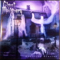 Cover of the track Haunting Remains
