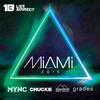 Couverture de l'album Miami 2015 (Mixed by Chuckie, MYNC, Grades, Mike Mago)