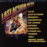 Cover of the track Last Action Hero (Music from the Original Motion Picture)