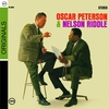 Couverture de l'album Oscar Peterson & Nelson Riddle