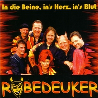 Cover of the track In die Beine, in´s Herz, in´s Blut