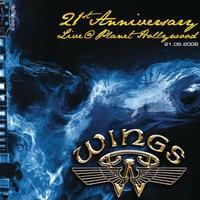 Couverture du titre 21st Anniversary - Live @ Planet Hollywood (21.05.2008)