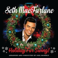 Couverture du titre Holiday for Swing!