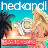 Cover of the album Hed Kandi: Ibiza 10 Years