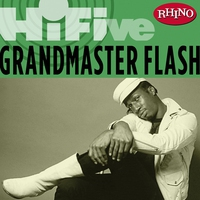 Cover of the track Rhino Hi-Five: Grandmaster Flash - EP