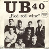 Cover of the track Red Red Wine