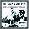 Cover of the album Gus Cannon & Noah Lewis Vol. 2 (1929 - 1930)