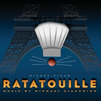 Cover of the track Ratatouille (Score from the Motion Picture)