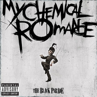 Couverture du titre The Black Parade