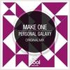 Couverture de l'album Personal Galaxy - Single