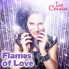 Couverture de l'album Flames of Love - Single
