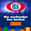 Couverture de l'album The Weekender Has Landed - Mixed By Dr. Rude