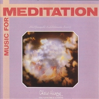 Cover of the track Music for Meditation
