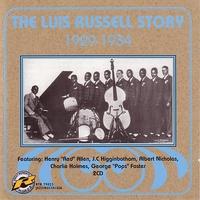 Couverture du titre The Luis Russell Story 1929-1934