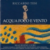 Cover of the album Acqua foco e vento