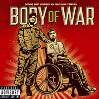 Cover of the track Body of War: Songs That Inspired an Iraq War Veteran
